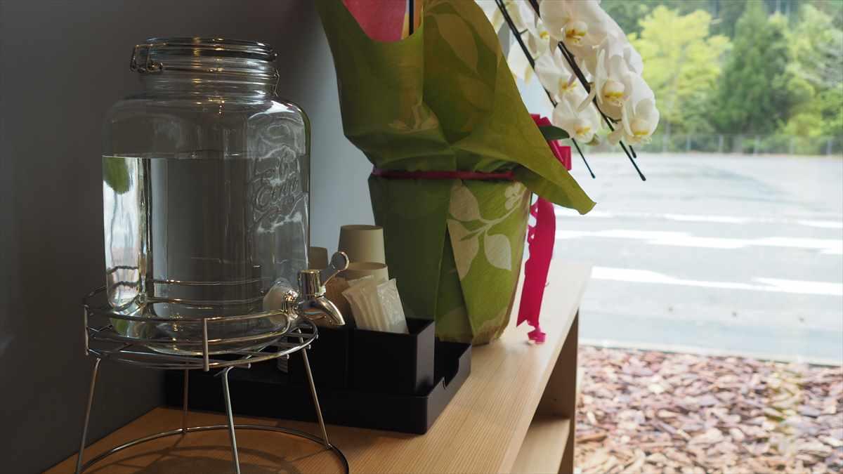 カフェスペース 未来コンビニ 徳島県那賀町木頭 4 PARK CAFE KITO