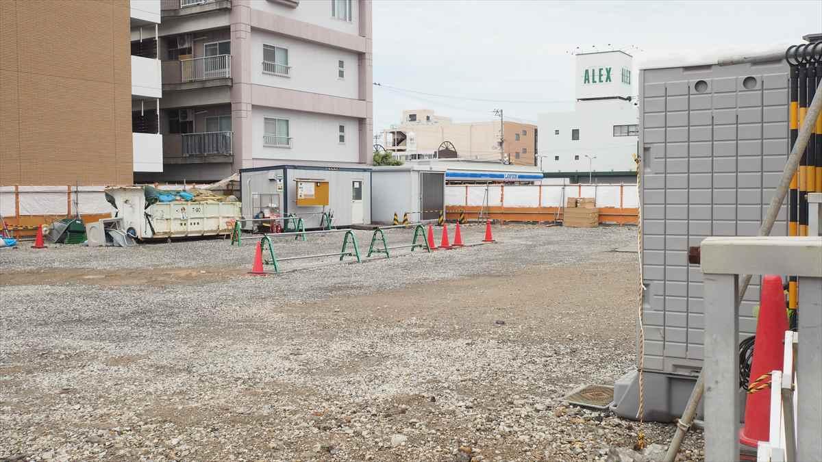 マクドナルド 55号 徳島沖浜
